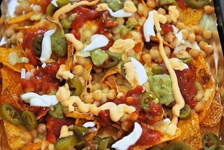 Easy to make Nachos Recipe | Your Food Fantasy