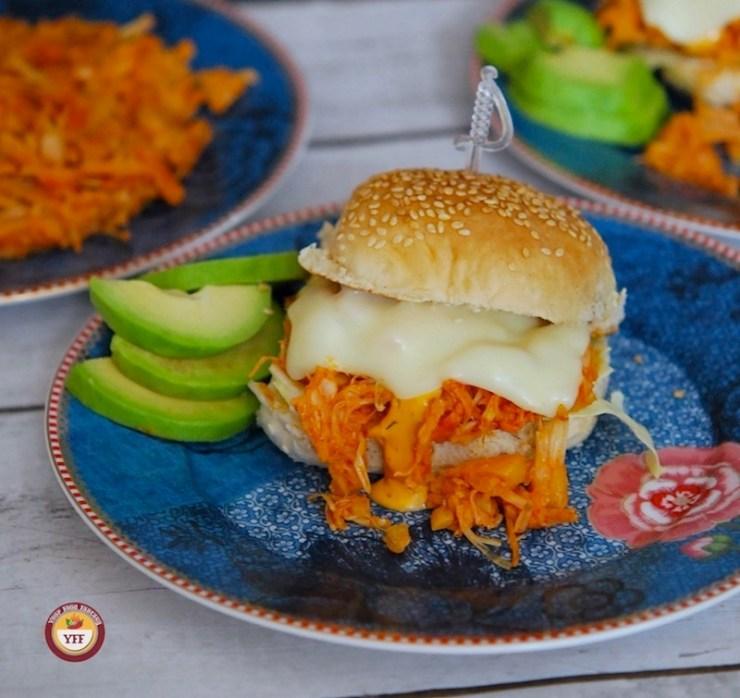 Pulled Pork with Jackfruit | Your Food Fantasy
