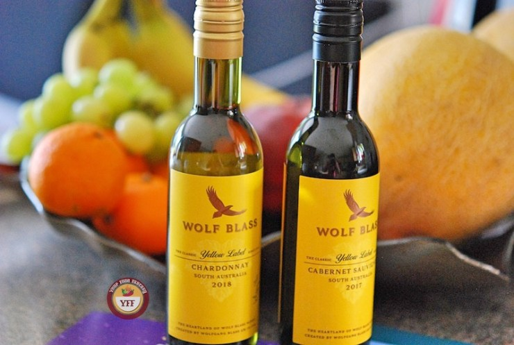 Wolf Blass Yellow Label Wines