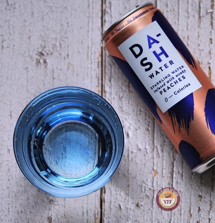 Dash Water - Peach Review