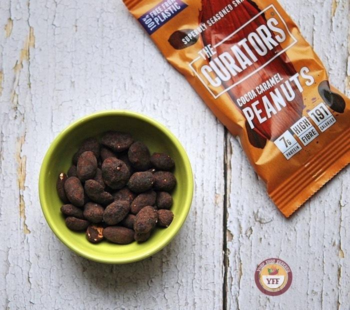 The Curators Cocao Caramel Peanuts Review