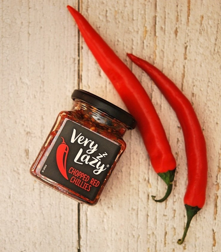 Very Lazy Red Chillies Review