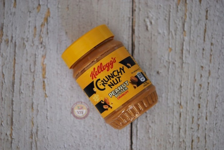 Kellogg's Crunchy Nut Peanut Butter