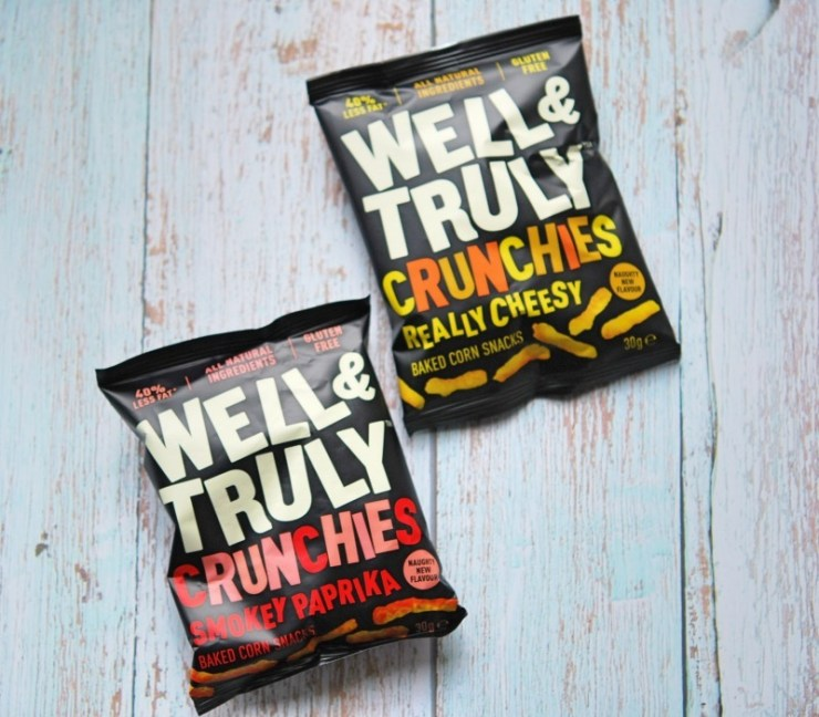 Well&Truly Crunchies - Your Food Fantasy