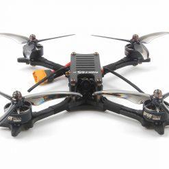 Built Quadcopters