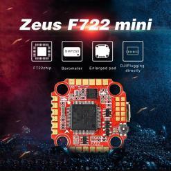 HGLRC DJI Zeus F722