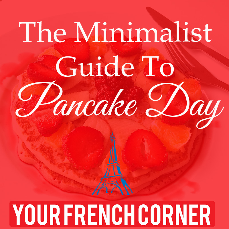 The Minimalist Guide To Pancake Day