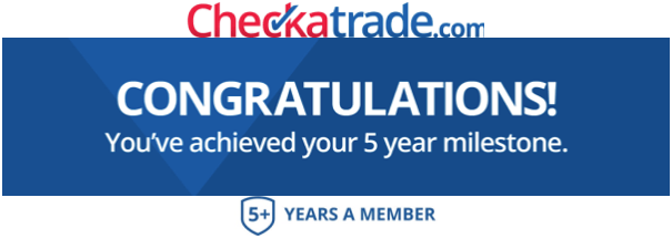 Checkatrade5years