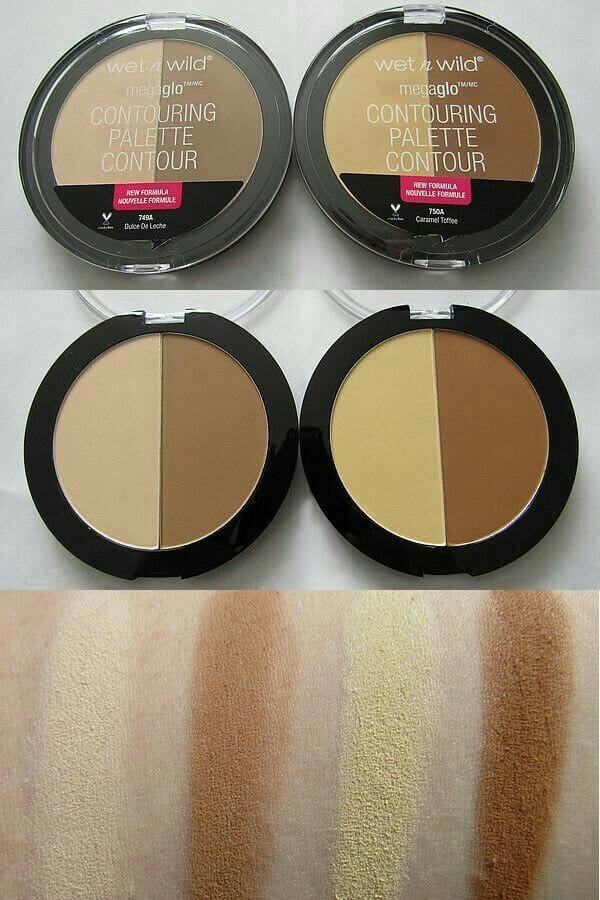 WET AND WILD CONTOURING PALETTE