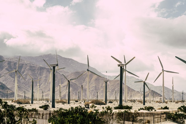 Canva Wind Turbines Under White Cloudy Sky 1 - vanguard social index