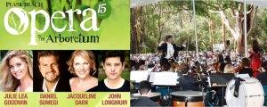 Opera at the Arboretum, Pearl Beach