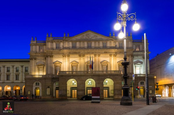 Top 5 opera houses in Italy