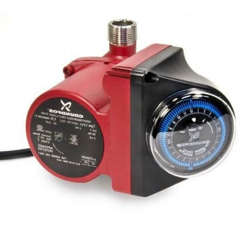 grundfos comfort system recirculating pump
