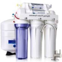iSpring under sink reverse osmosis filter for arsenic