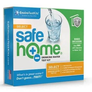 Safe Home Professional Laboratory Iron Test Kit
