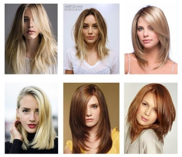 Haircuts For Long Thin Hair With Oval Face , YourHairstyler.com