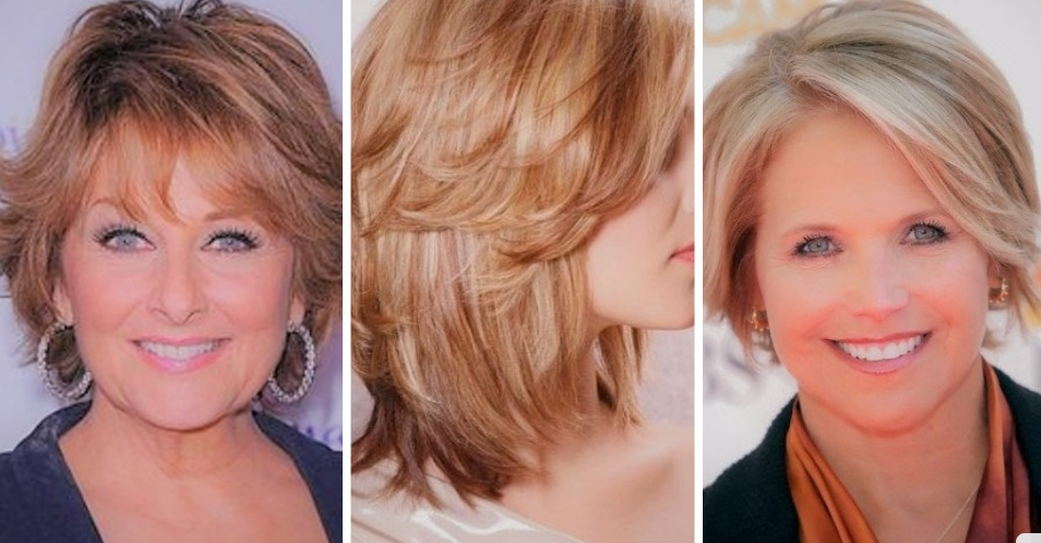 Flattering Haircuts For Thin Hair And Round Face