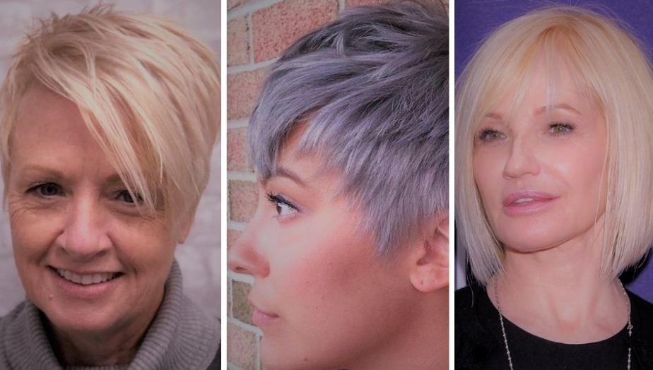 Perfectly Gorgeous Hairstyles For Fine Thin Hair Over 50 ...