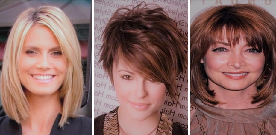 Top 5 Trending Hairstyles For Thin Hair Over 40 Yourhairstyler Com