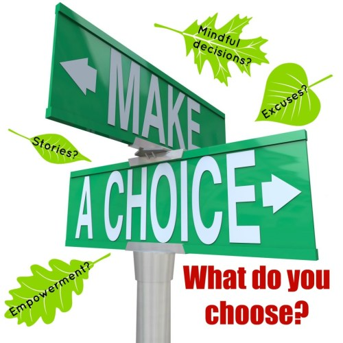 What do you choose