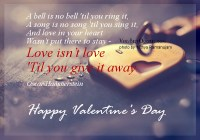 inspirational love quotes for valentines day