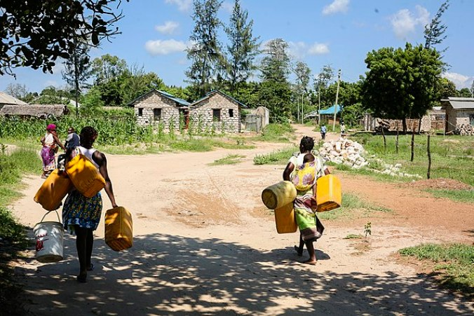 Bringing Clean Water to Homes in Africa can impact productivity and leisure. As many as 3.36 million children and 1.54 million adult females are collecting water in sub-Saharan Africa.