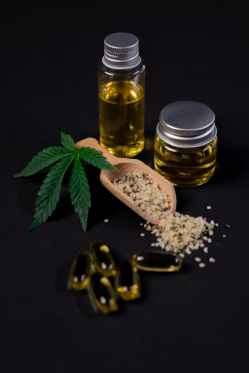 From the original plant, marijuana edibles, capsules, and oils are developed.