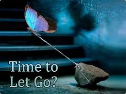 let go of negative thoughts