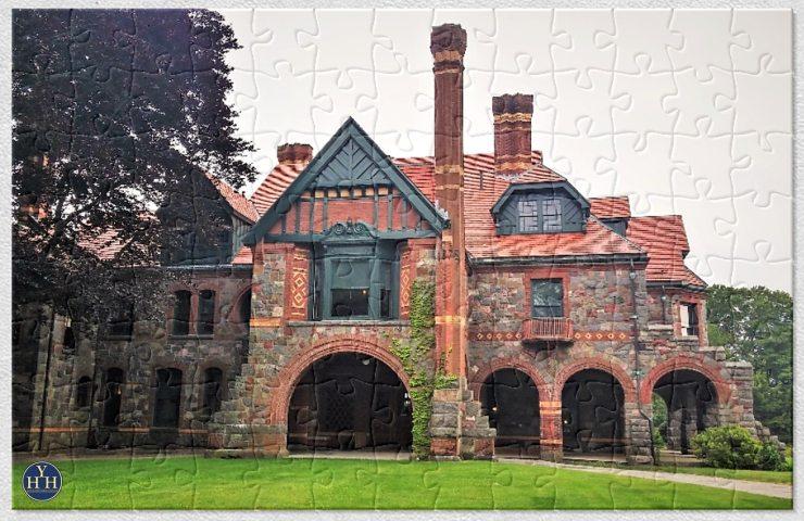 Historic New England's Eustis Estate Puzzle