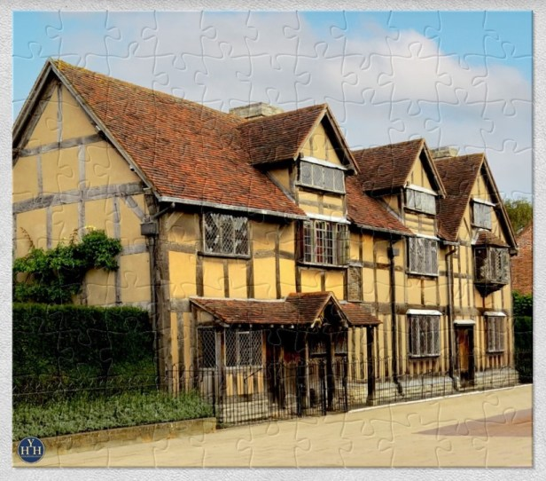 William Shakespear House Historic Puzzle