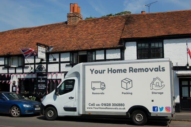 Removals Cookham