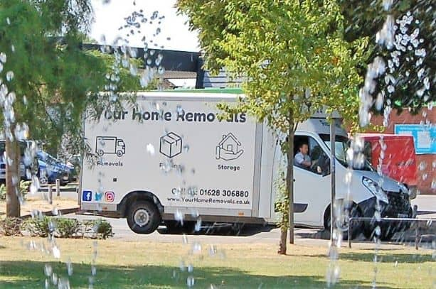 Removals Maidenhead