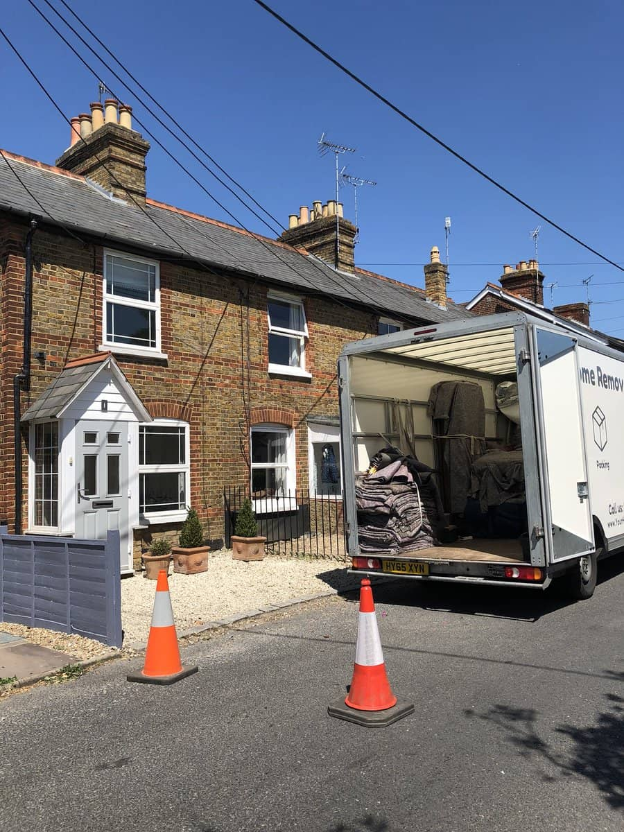 removals maidenhead burnham taplow