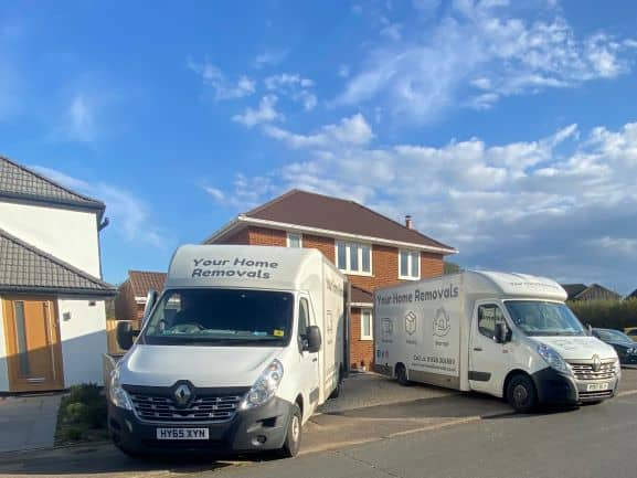 Removals Virginia Water