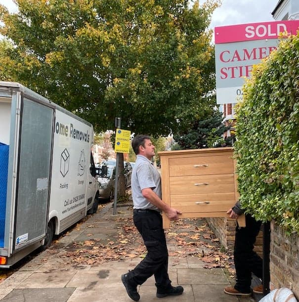 Your Home Removals Feltham