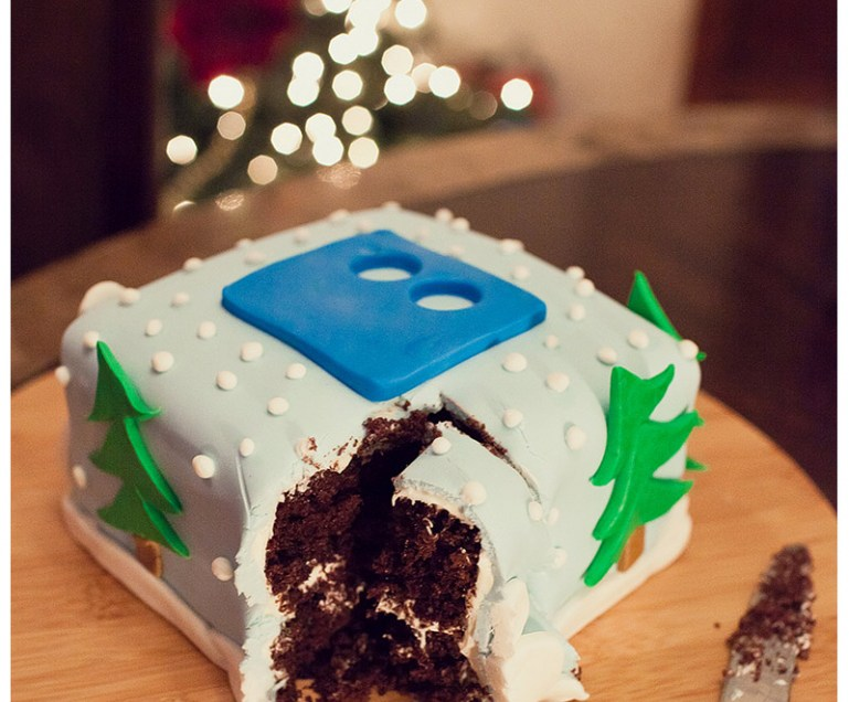BLU Christmas – Holiday bake off !!