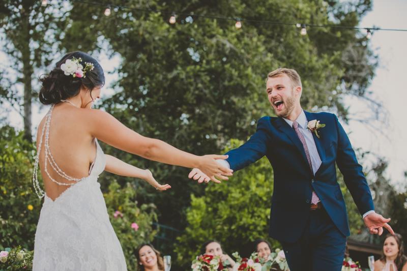 first dance temecula wedding