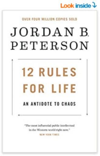 jordan peterson 12 rules of life