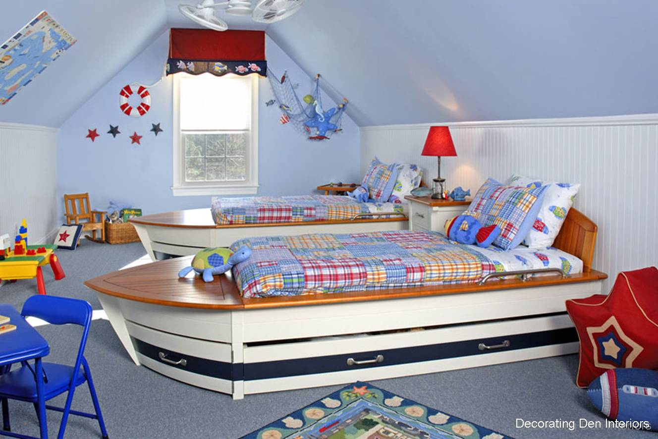 Tips For Decorating Kid S Rooms