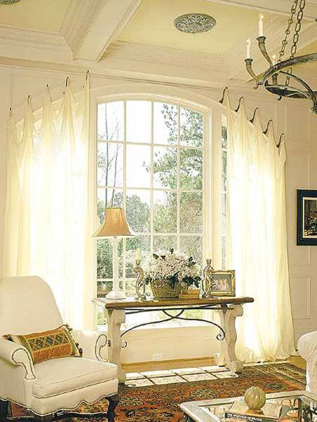Cost Effective Ideas For Changing Out Your Window Treatments In Summer Devine Decorating