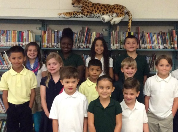 Coosa Elementary names O'Quinn Student of the Month ...