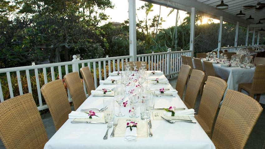Plantation Gardens Restaurant and Bar