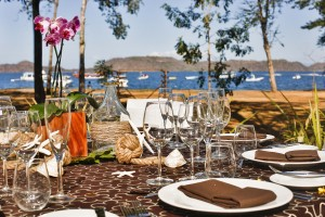Farm to Table Menus with a view
