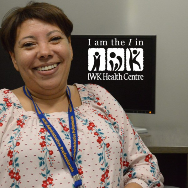 I am the I in IWK - Melissa Marsman