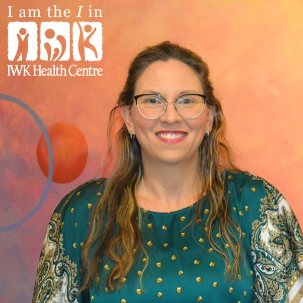 I am the I in IWK - Dr. Kristina Krmpotic