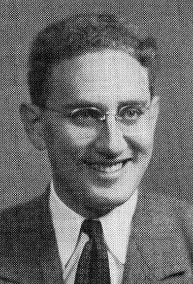 Kissinger 1950 Harvard Yearbook