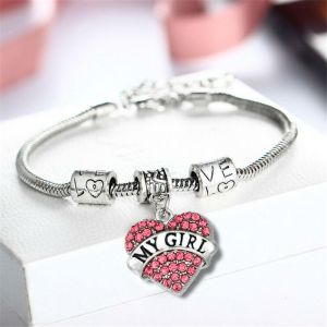 bracelet-ladies-my-girl-silver-pink-crystals-heart