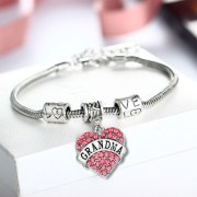 bracelet-ladies-nana-pink-crystals-charm-heart