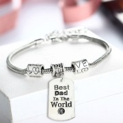 bracelet-men-silver-best-dad-in-the-world