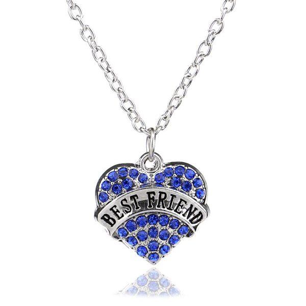 necklace-ladies-best-friend-blue-crystals-heart